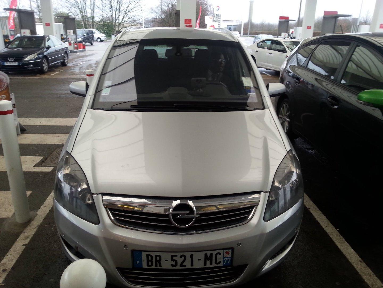 VTC Vaires-sur-Marne: Opel