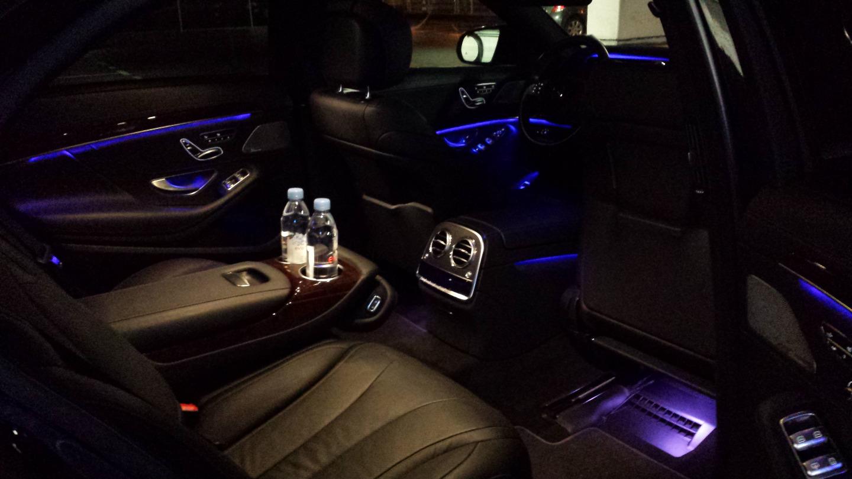 VTC Fresnes: Mercedes