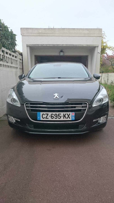 VTC Aulnay-sous-Bois: Peugeot