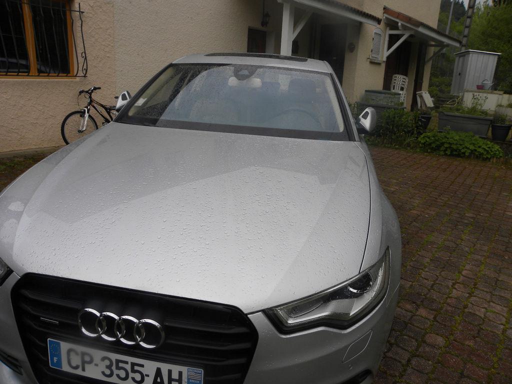 Taxi Sainte-Foy-lès-Lyon: Audi