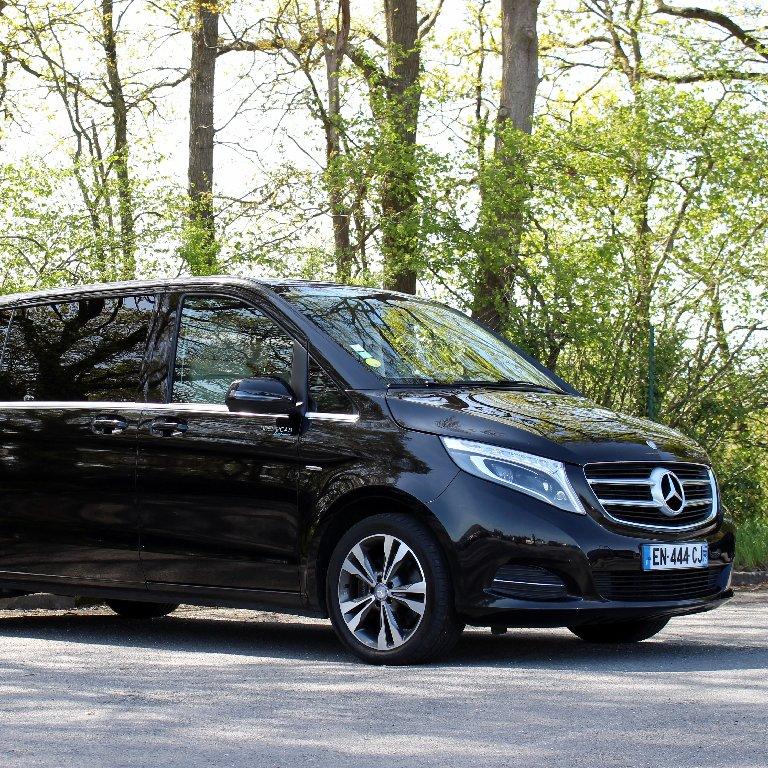 VTC Rennes: Mercedes