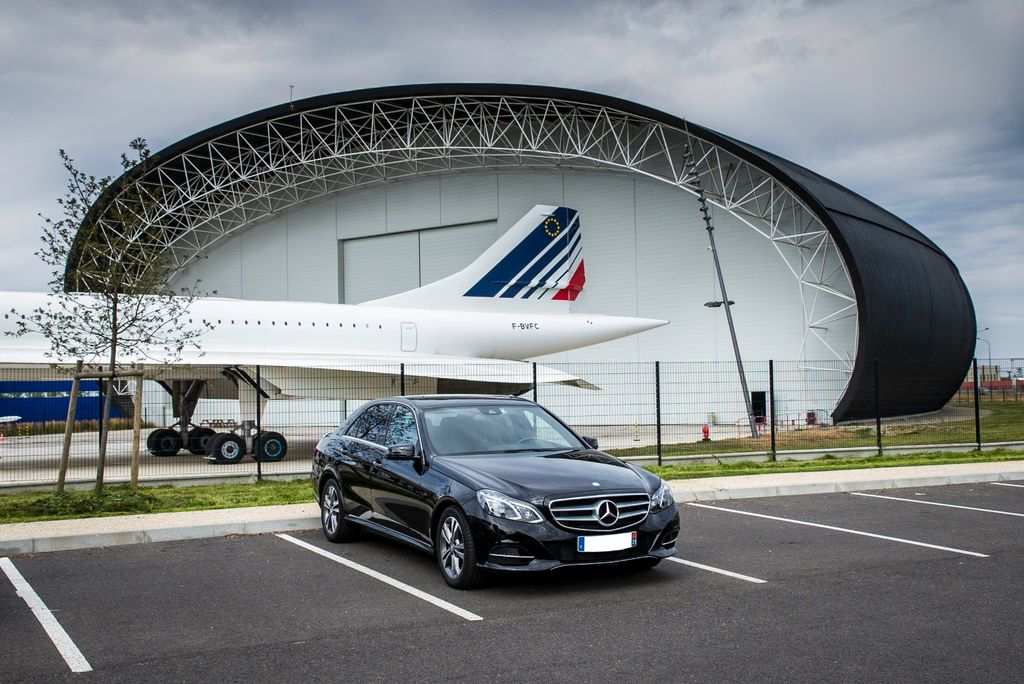 VTC Saint-Jean: Mercedes