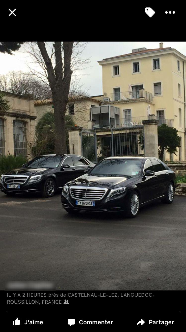 Taxi Salon-de-Provence: Mercedes