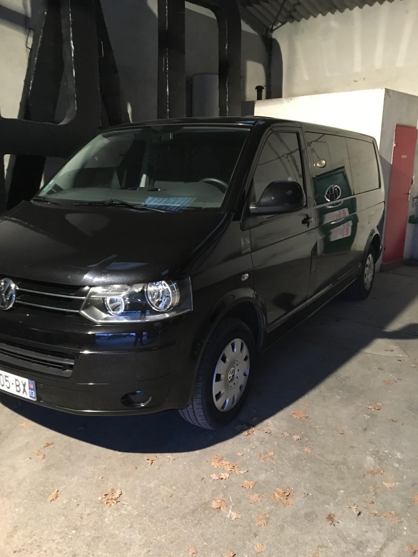Taxi Salon-de-Provence: Volkswagen
