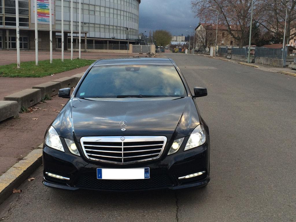 VTC Valsonne: Mercedes