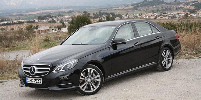 VTC Levallois-Perret: Mercedes