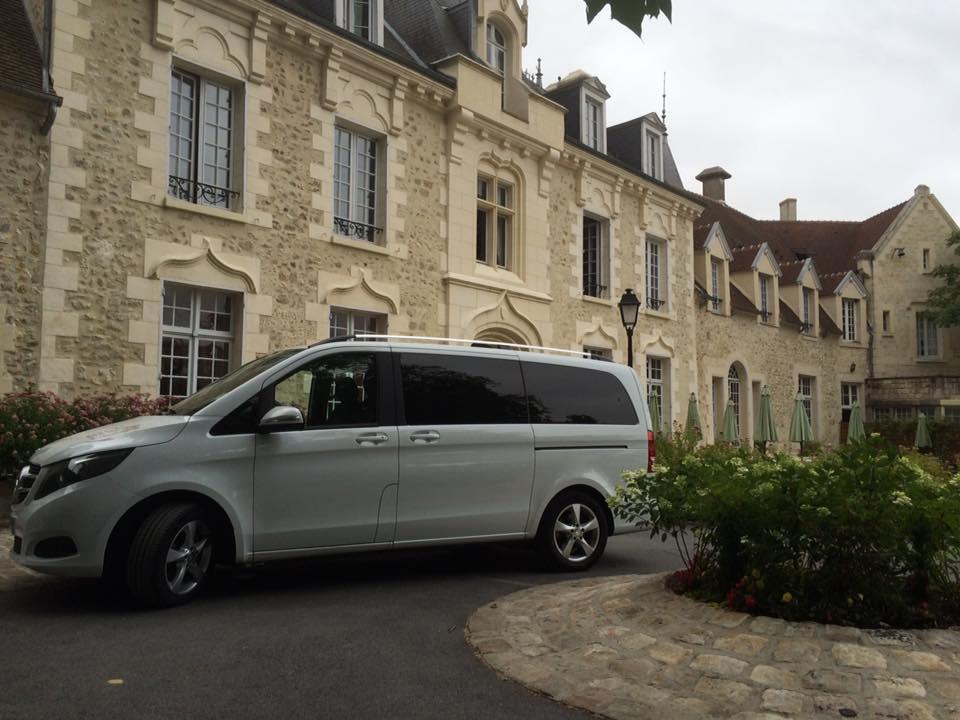 Taxi Tresserve: Mercedes