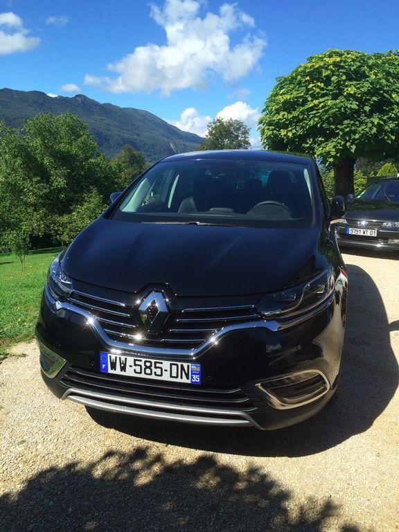 Taxi Tresserve: Renault