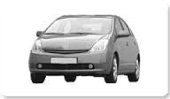 Taxi Maillane: Toyota