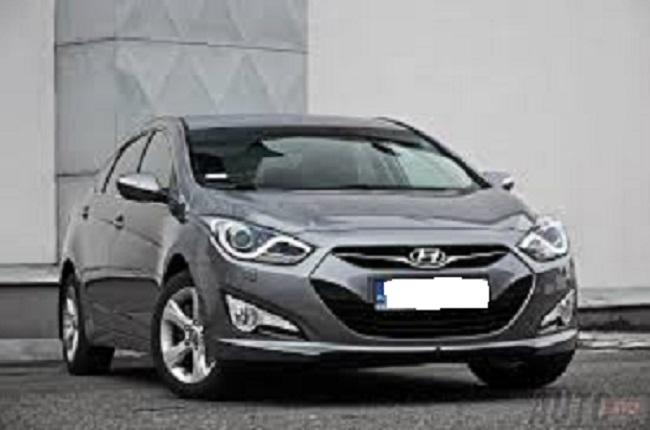 Taxi Maillane: Hyundai