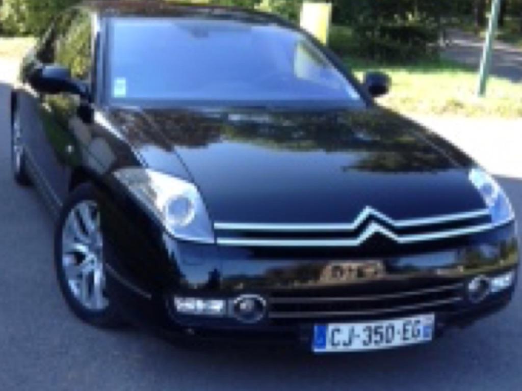VTC Le Bourget: Citroën