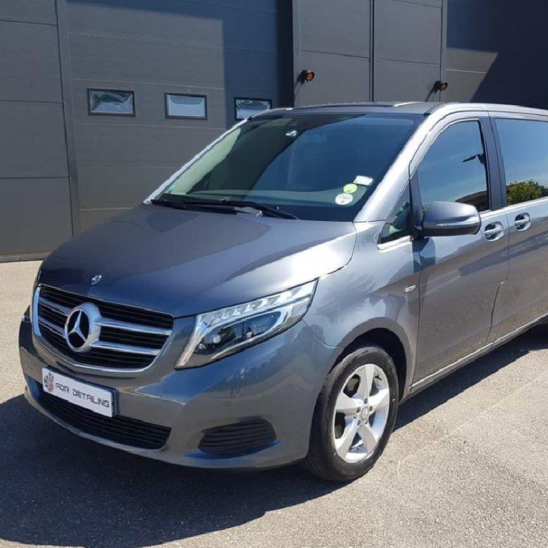 VTC Ostheim: Mercedes