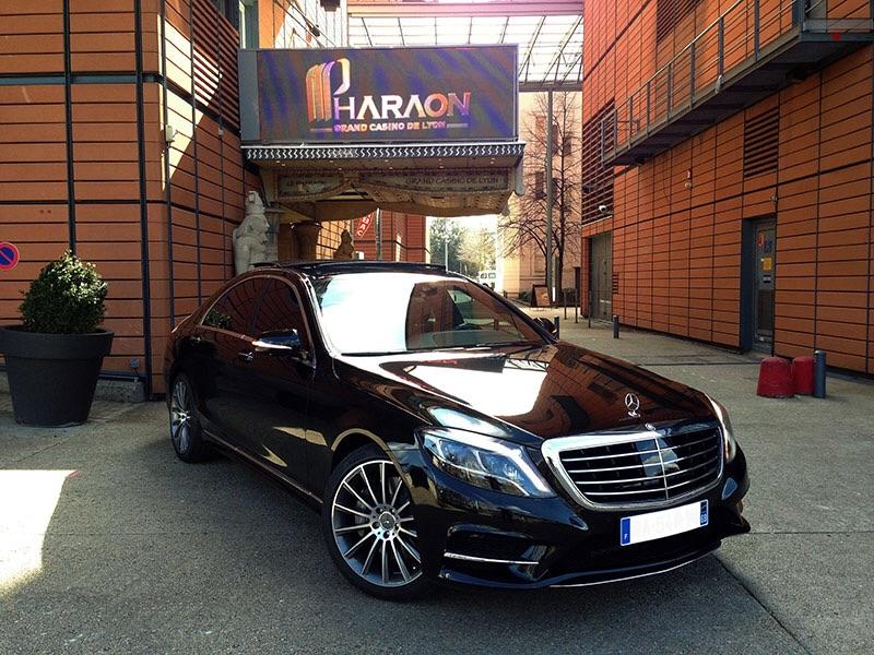 VTC Meudon: Mercedes