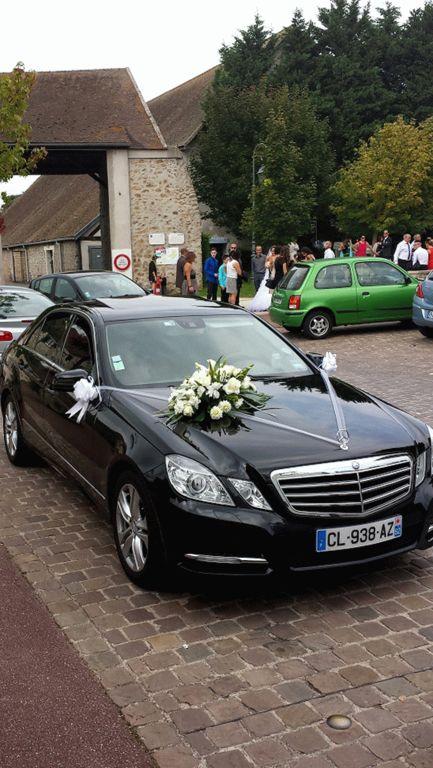 VTC Issy-les-Moulineaux: Mercedes