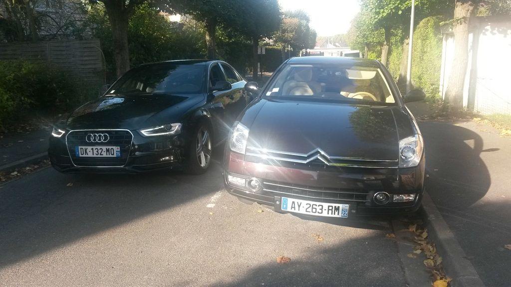 VTC Saint-Germain-en-Laye: Citroën