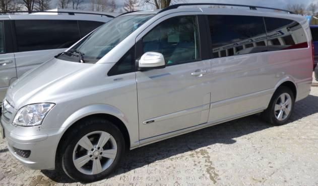 Taxi Villeneuve-la-Garenne: Mercedes