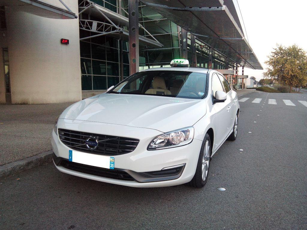 Taxi Domagné: Volvo