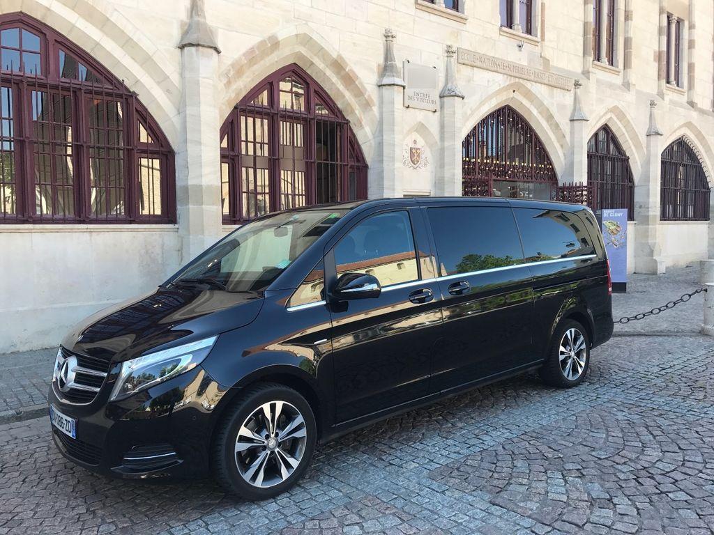 VTC Annecy-le-Vieux: Mercedes