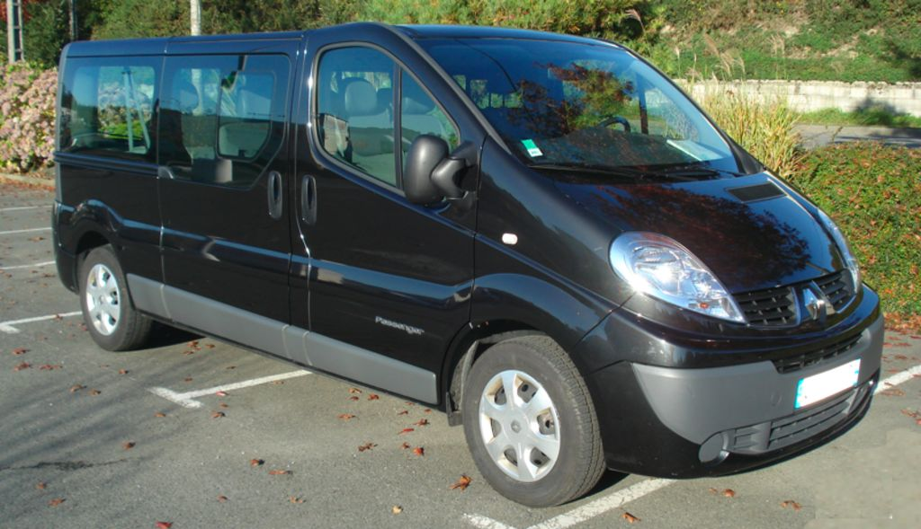 VTC Rostrenen: Renault