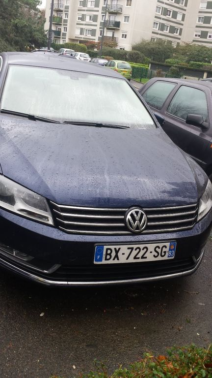 Taxi Villeneuve-le-Roi: Volkswagen