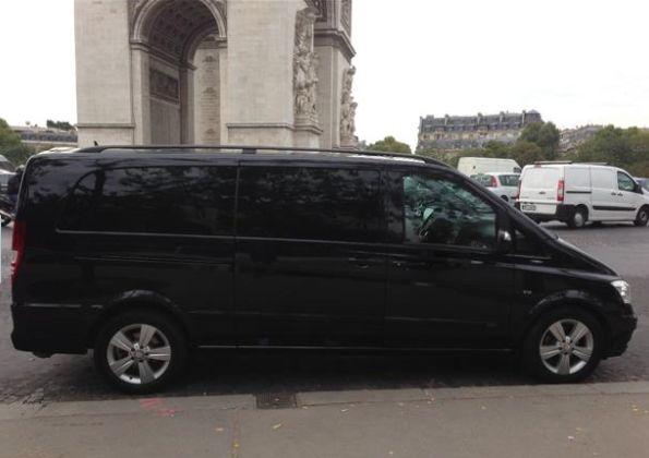 VTC Guyancourt: Mercedes