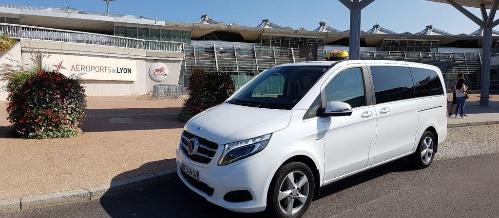 Taxi Valence: Mercedes