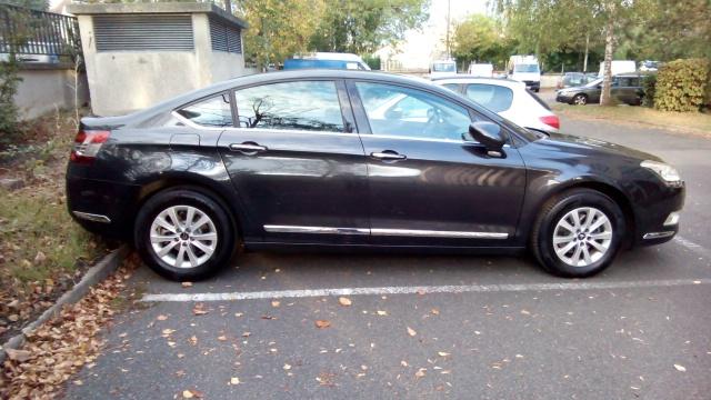 Taxi Boulogne-Billancourt: Citroën
