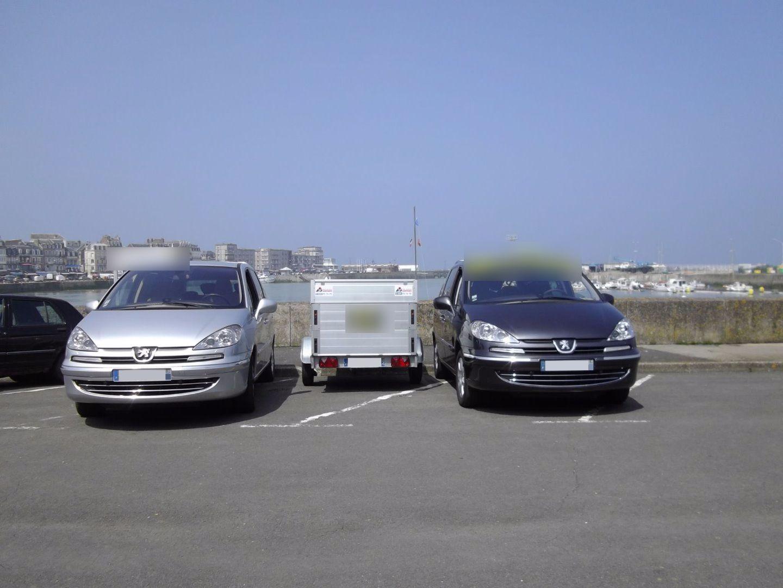Taxi Le Tréport: Peugeot