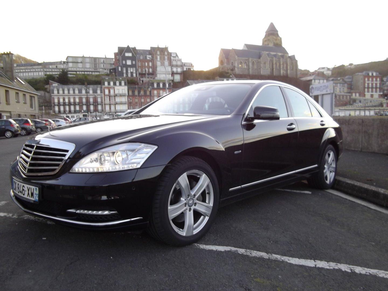 Taxi Le Tréport: Mercedes