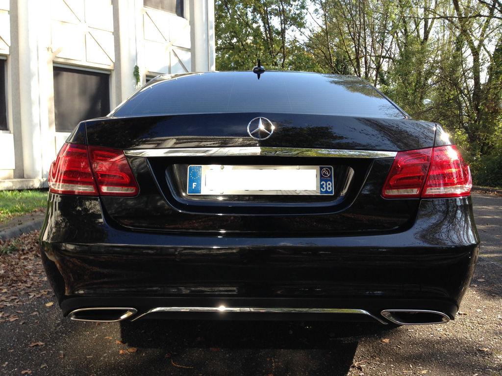 VTC Grenoble: Mercedes
