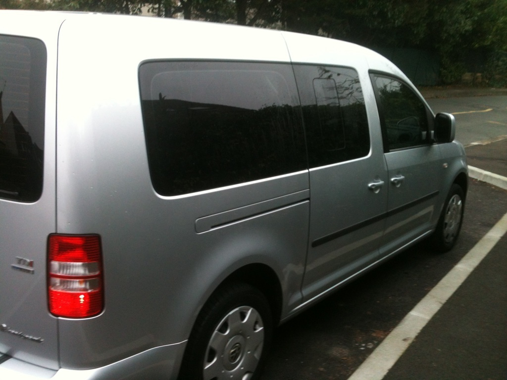 Taxi Aubervilliers: Volkswagen