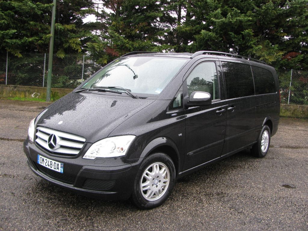 Taxi Belley: Mercedes