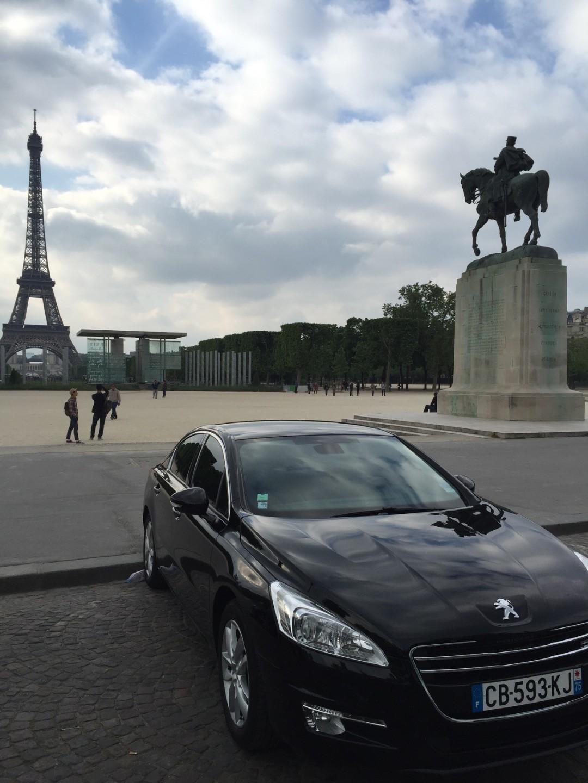 VTC Carrières-sous-Poissy: Peugeot