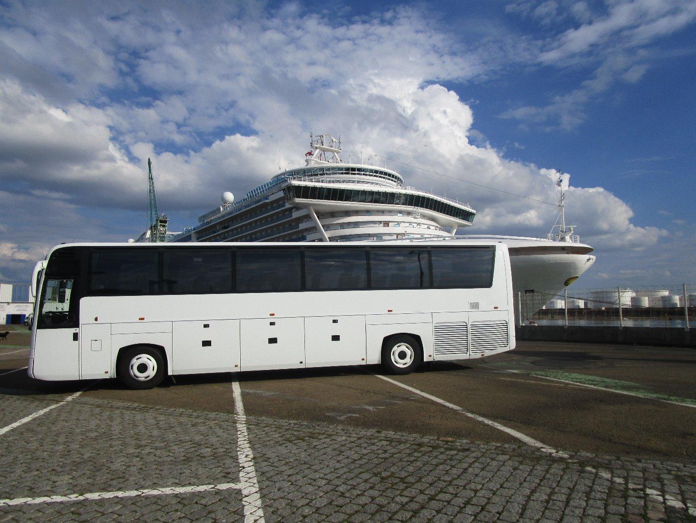 Coach provider Paris: Irisbus