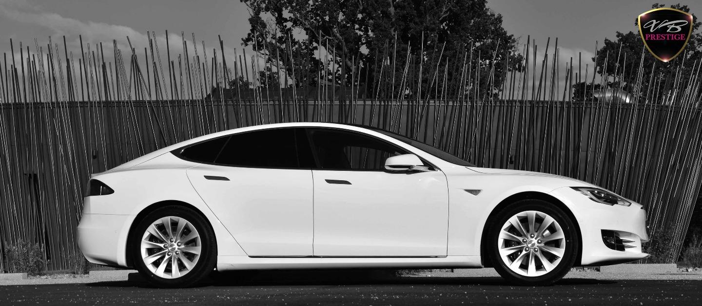 VTC Chassagny: Tesla