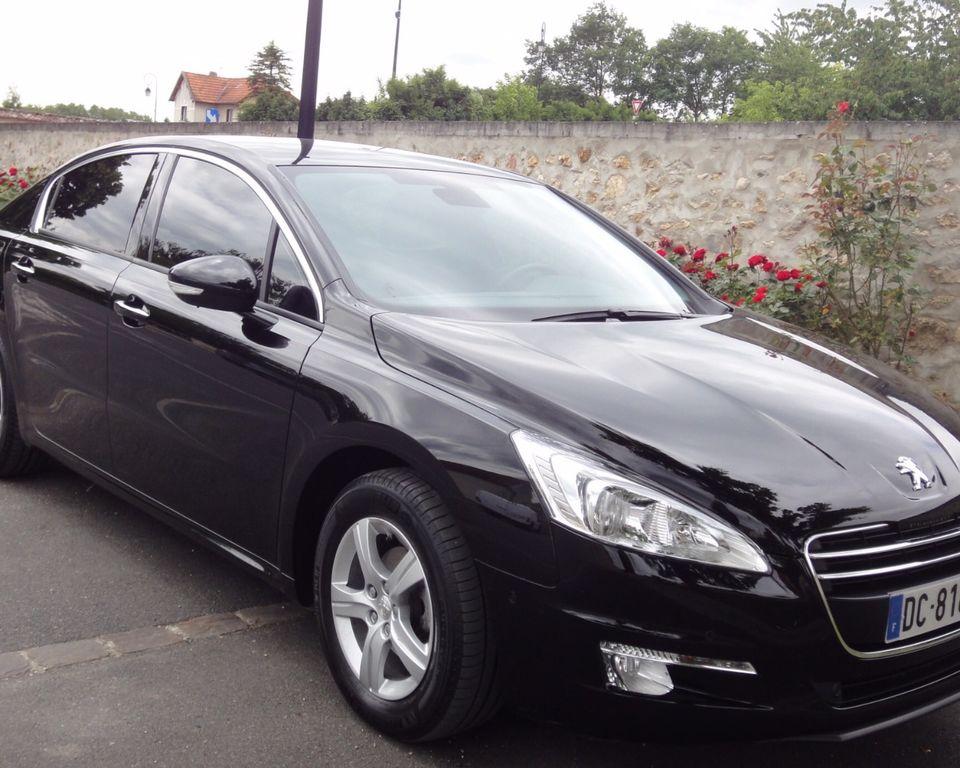 Taxi Meaux: Peugeot