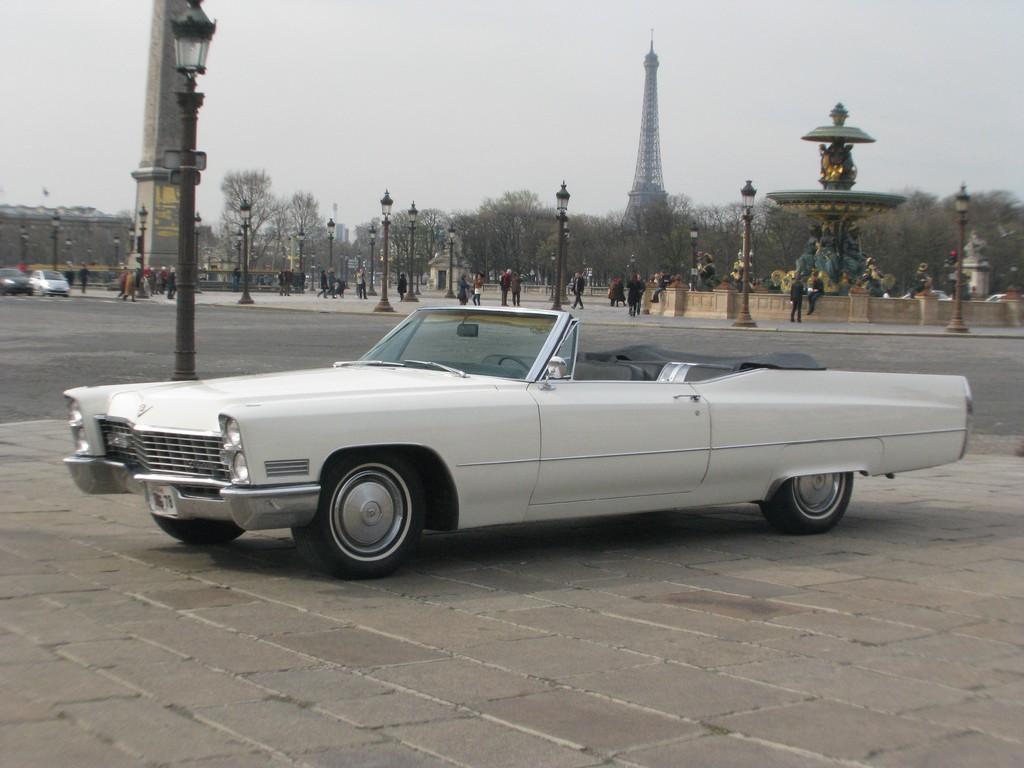 VTC Le Chesnay: Cadillac