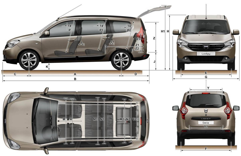 Taxi Vrigne-aux-Bois: Dacia