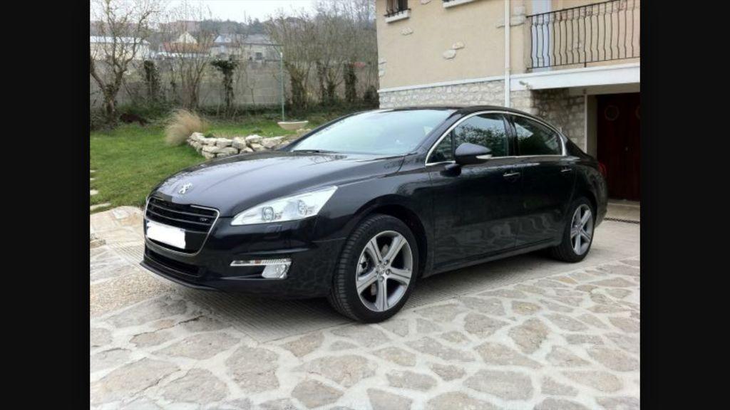 VTC Ivry-sur-Seine: Peugeot