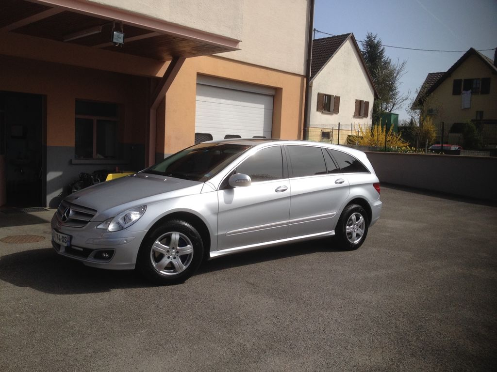 Taxi Saint-Louis: Mercedes