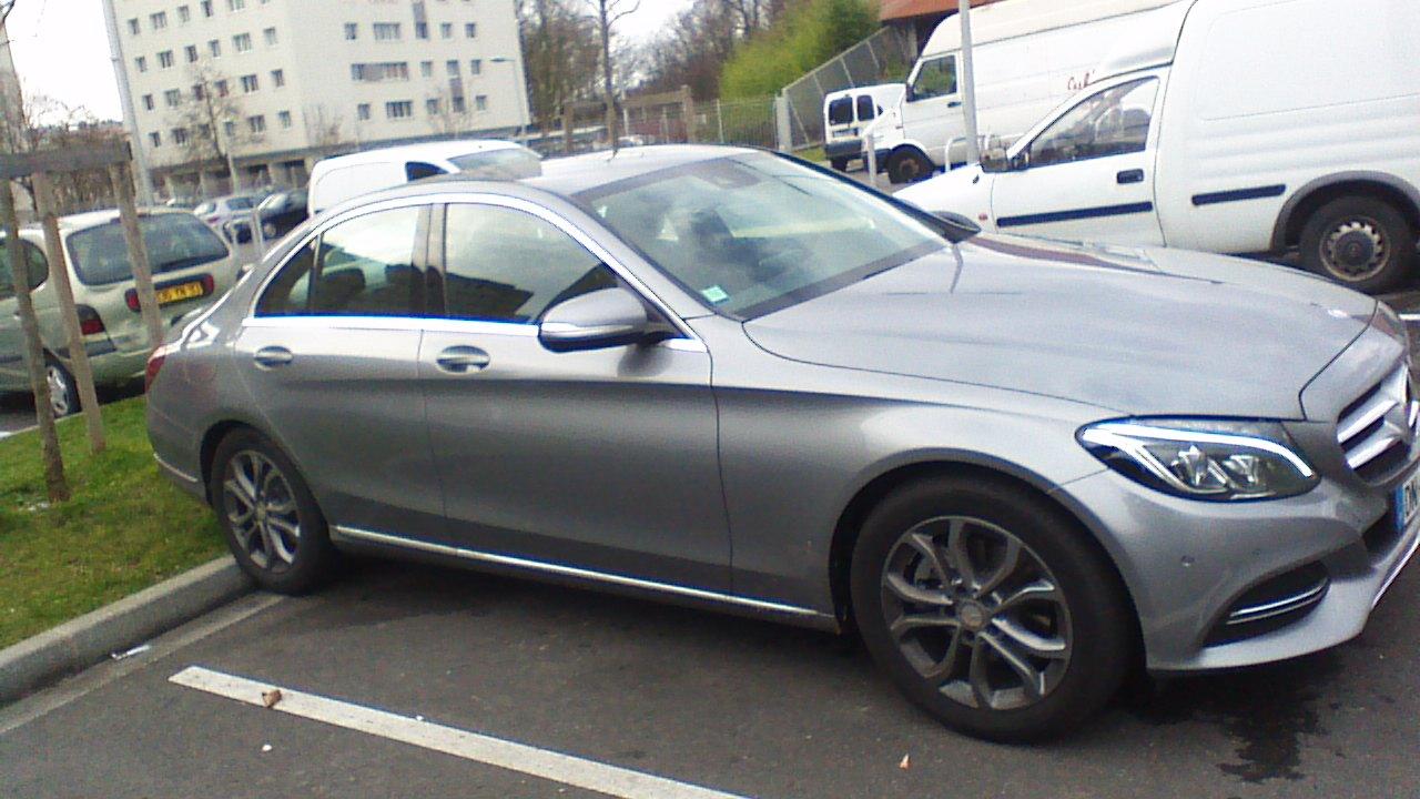 VTC Clichy-sous-Bois: Mercedes