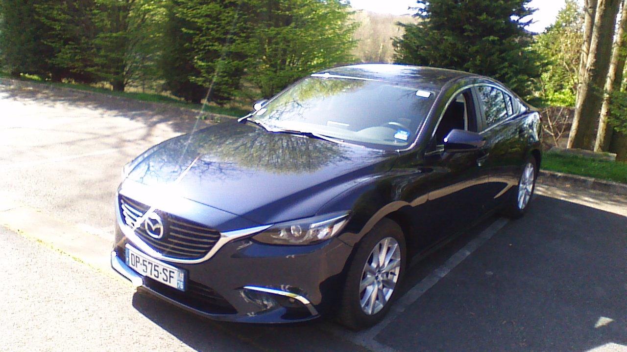 VTC Clichy-sous-Bois: Mazda