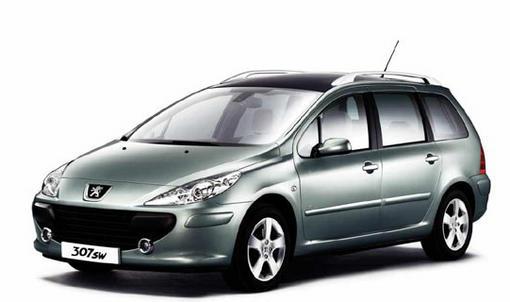 Taxi Allamps: Peugeot