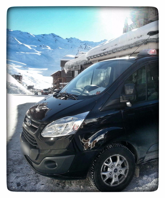 Taxi Novalaise: Ford