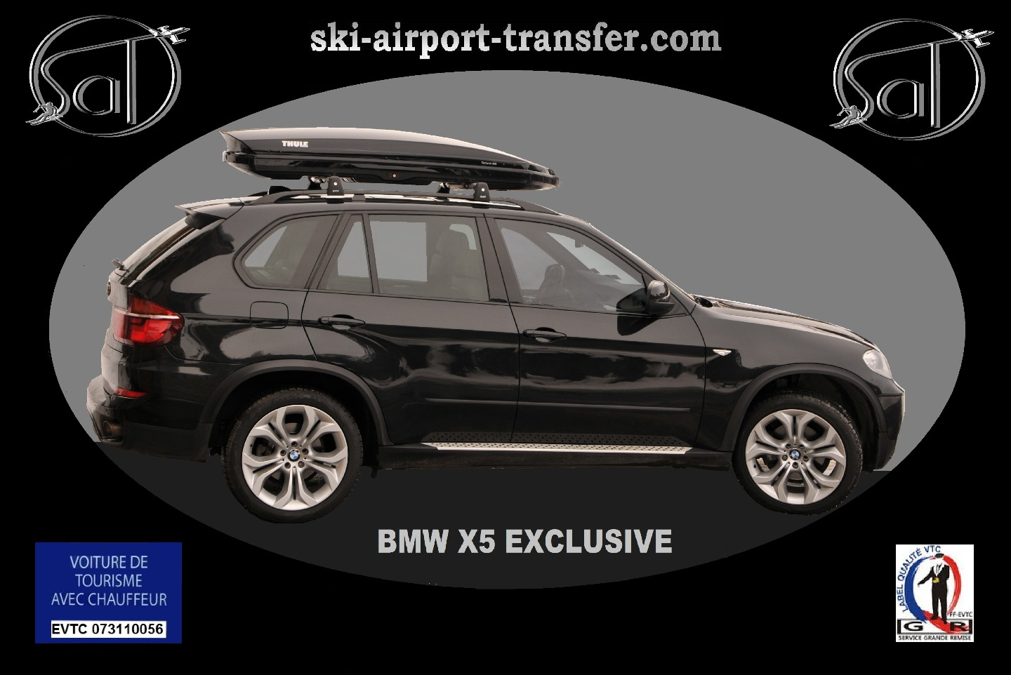 Taxi Saint-Bon-Tarentaise: BMW