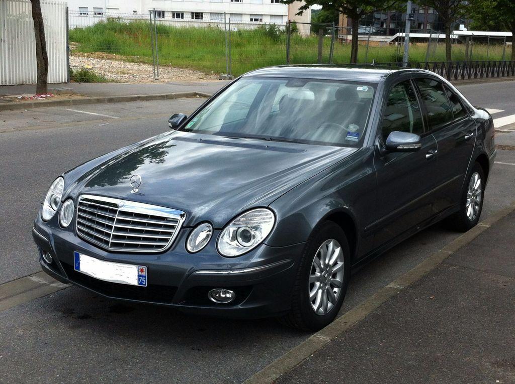 VTC Chaintreaux: Mercedes