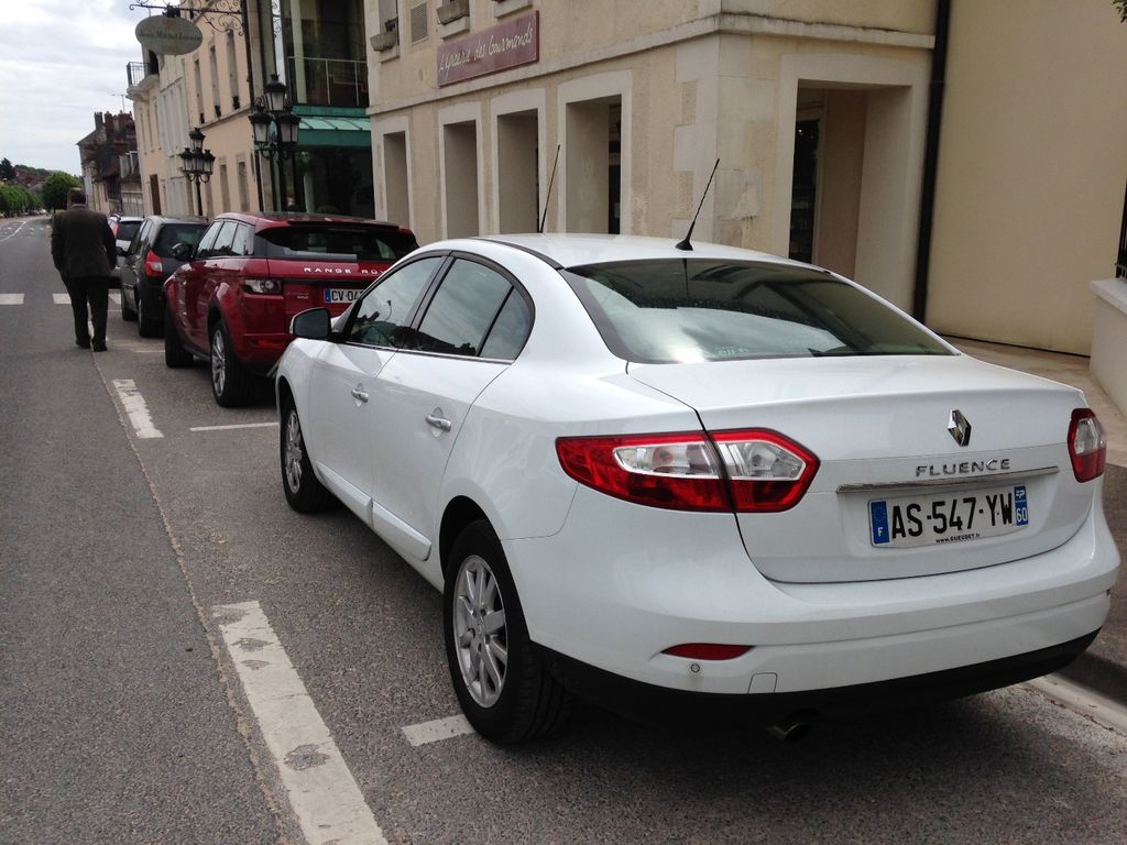 Taxi Migennes: Renault
