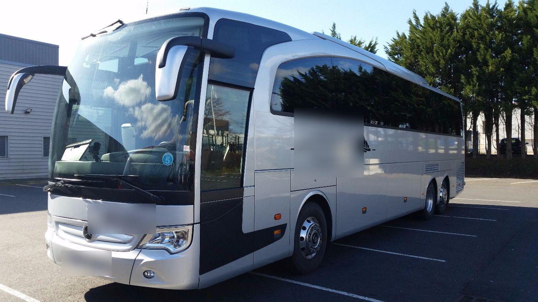 Coach provider Le Havre: Mercedes