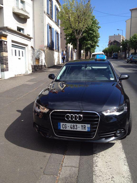 Taxi Cournon-d'Auvergne: Audi