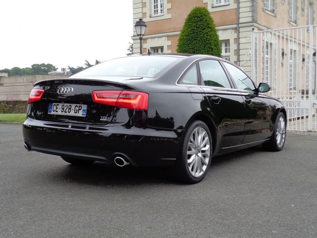 VTC Thouaré-sur-Loire: Audi